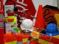 تجهیزات ایمنی و آتش نشانی