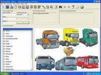 نرم افزار اطلاعات تعمیرگاهی و کاتالوگ قطعات یدکی اسکانیا Multi Scania 10 2016
