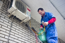 تعمیرات و خدمات کولر گازی در ولنجک 09192359506