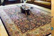 قالیشویی در آجودانیه با دستگاه های تمام اتوماتیک