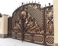 ساخت درب فرفورژه شیراز و درب cnc شیراز بوشهر