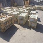 فروش انواع سنگ مرمریت در صنایع سنگ چلیپا