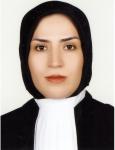 فاطمه قنبری وکیل پایه یک دادگستری و استاد دانشگاه