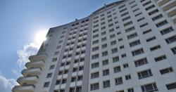واحد 66 متری واقع در برج مسکونی بهکیش