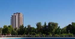 واحد 72 متری یکخواب برج مسکونی بهکیش
