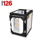 دستگاه جوجه کشی 126 تایی نیمه صنعتی