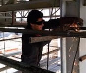 استخدام کارگر و جوشکار سقف کاذب آلومینیومی