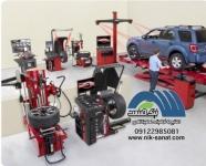 فروش ویژه شرایطی انواع تجهیزات تعمیرگاهی خودروهای سبک و سنگین