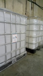 تولید مخازن 1000 لیتری با حفاظ فلزی
