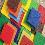 متنوع ترین و جالب ترین کفپوش های رنگارنگ