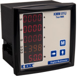 مولتی متر تابلویی (یکپارچه-مجموع)KRK مدلKMM01U