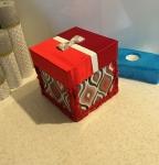 جعبه هدیه،جعبه کادو در طرح های متنوع تولید می گردد.