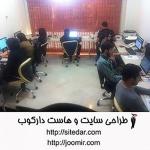 خدمات ایجاد سایت و سئو گروه دارکوب