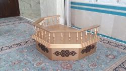 قیمت کرسی تلاوت قرآن تولید کننده کرسی تلاوت قرآن سازنده جایگاه قاری قرآن