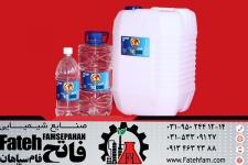 تینر اپوکسی صنایع شیمیایی فاتح فام باکیفیت عالی