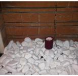 قلوه سنگ سفید - ترمووود ساینا