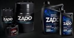 اعطای نمایندگی روغن موتور برند zado تحت لیسانس انگلیس