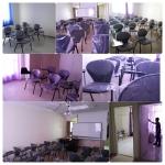 اجاره کلاس و فضای آموزشی جهت همایش ها و سمینارها/ موسسه آموزشی امیدوار/ شرکت طلوع تصویر امید