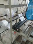 تولید و فروش نایلکس فروشگاهی و دسته رکابی با چاپ یک رنگ ا
