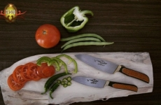 تولید انواع چاقوی آشپزخانه