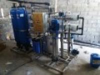 سازنده تصفیه آب و آب شیرین کن صنعتی و مرغداری
