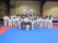 آموزش کیوکوشین کاراته بانوان ازمبتدی تاحرفه ی