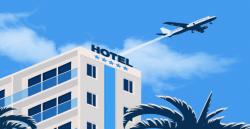 رزرو و پرداخت بلیط هواپیما و هتل کل دنیا