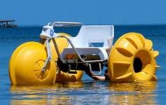 قایق پدالی