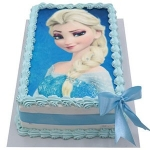 کیک تصویری پارسیان | چاپ روی کیک در تهران | کاغذ خوراکی برای کیک