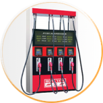لوازم و تجهیزات پمپ بنزین و حایگاه سوخت