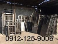 تولید کننده درب و پنجره فلزی