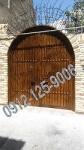 تولید کننده درب چوبی ساختمان