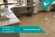 میزبندی آزمایشگاهی در رستا فرآیند سپنتا