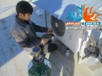 سرویس فوری کولر گازی در شمال تهران 09125042902