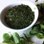 فروش سبزیجات خشک به تناژبالا