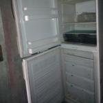 یخچال فریزر آزمایش