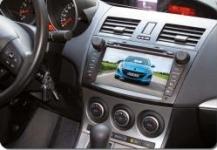 DVD و GPS فابریک تمامی خودرو ها