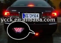 فلاشر ایمنی برای چراغ استپ ترمز اتومبیل