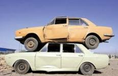 بالاترین خریدار خودروهای فرسوده