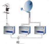 طریقه نصب آنتن مرکزی برای هتل ها