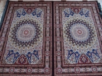 فروش فرش دستبافت ابریشمی