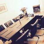 دفتر کار اداری مجهز وشیک