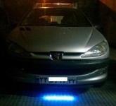 لامپ مهتابی نورپردازی زیراتومبیل در6رنگ