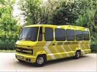 کرایه مینی بوس و اتوبوس در مشهد