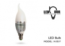 فروش لامپ شمعی 5 وات