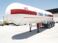 فروش انواع تانکر و مخازن گاز مایع
