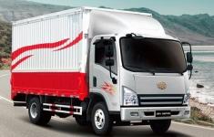 فروش تسهیلاتی کامیونت فاو ۶ تن